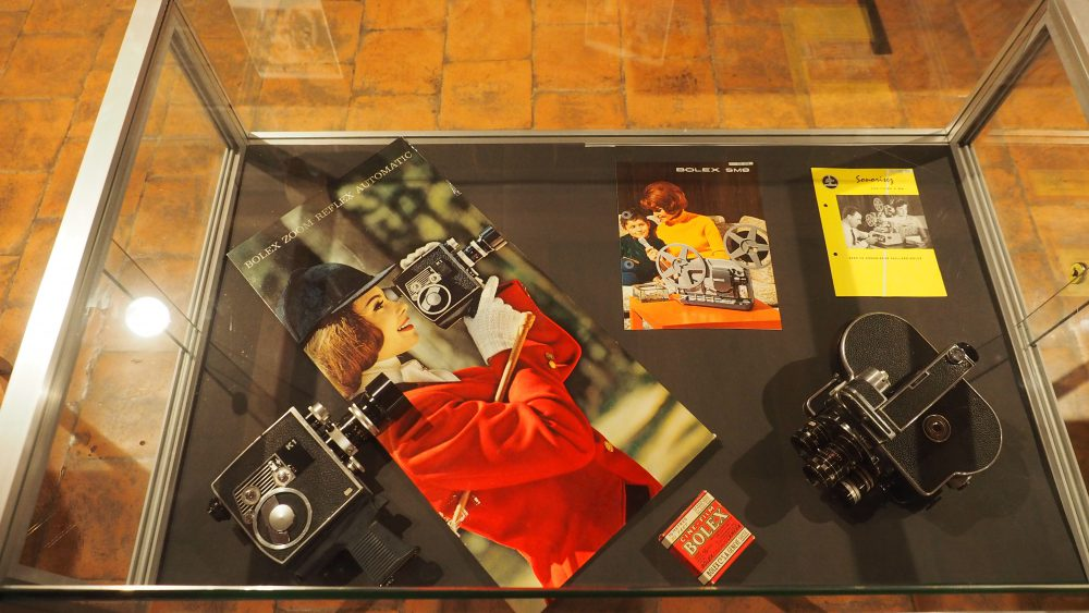 ExpoFlash : collection de la Fondation Bolex